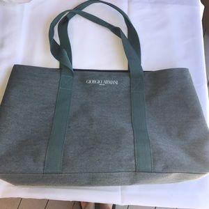 Giorgio Armani Handbags - NWOT Armani beach bag