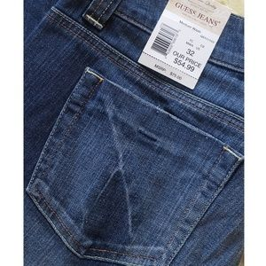 Guess by Marciano Denim - Guess Medium Wash Bootcut Jeans - Plus Size