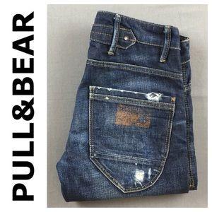 Pull&Bear Other - ☮️Pull & Bear Denim Supply Co denim Jean size 28