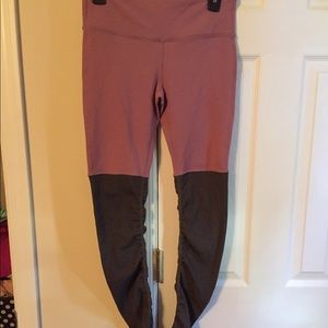 ALO Yoga Other - Alo Grenache and Stormy Goddess Leggings