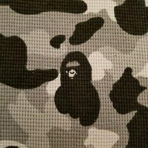 Bape thermal shirt