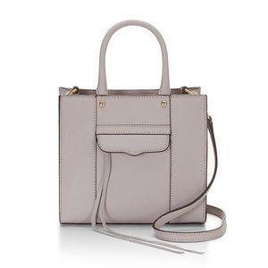 Rebecca Minkoff Handbags - Rebecca Minkoff M.A.B. Tote Mini Crossbody Bag