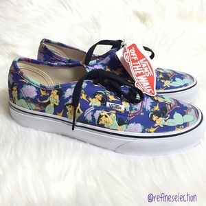 3fc3134986 Vans Shoes - Vans Disney Aladdin Jasmine Purple Sneakers