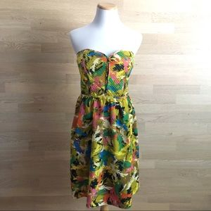 MM Couture by Miss Me Bustier Dress Size Large