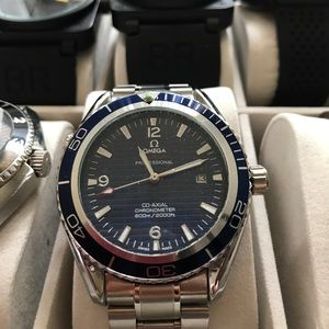 Omega Other - Omega seamaster profesional blue stainless steel