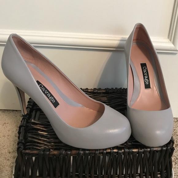 7d656e186315ac cavage Shoes - Cavage Gray heels