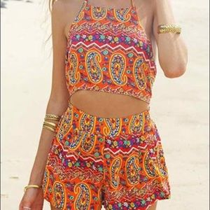 End of summer sale!!!! Lot  of 2 Summer Rompers