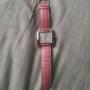 Peugeot Accessories - Peugeot Pink Watch