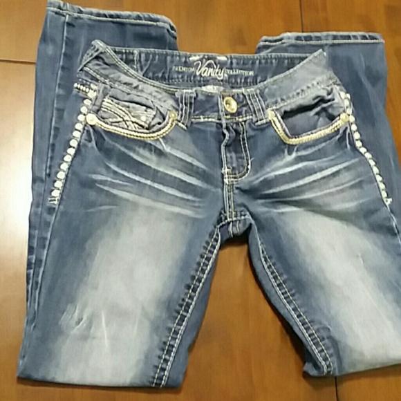 Vanity Pants: Vanity PREMIUM COLLECTION Size 27w