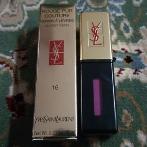 Yves Saint Laurent Other - YSL ROUGE pur couture brand new #16