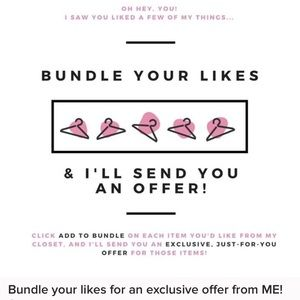 Bundle & I'll Send An Offer 🌟
