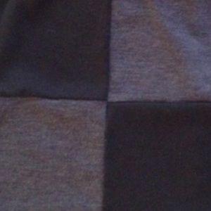 Forever 21 Skirts - Forever 21 S/P mini skirt w/ black and gray block
