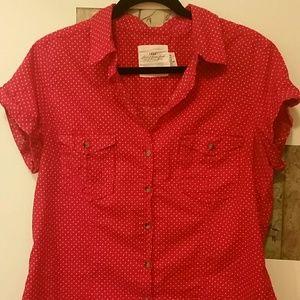 H&M Tops - H&M Short Sleeves Shirt