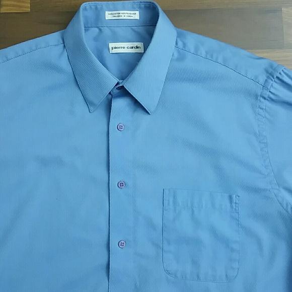 Pierre cardin pierre cardin mens dress shirt size 32 33 for 17 33 shirt size
