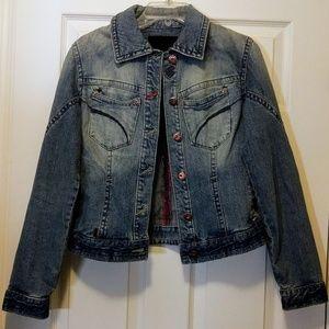 Rocawear Jackets & Blazers - Jean jacket, Great Condition!