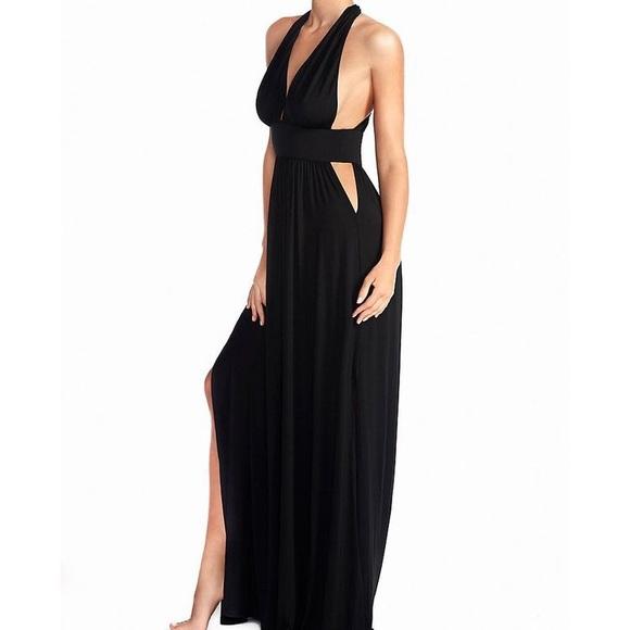 c321638c52edf Naked Princess Signature Maxi Gown
