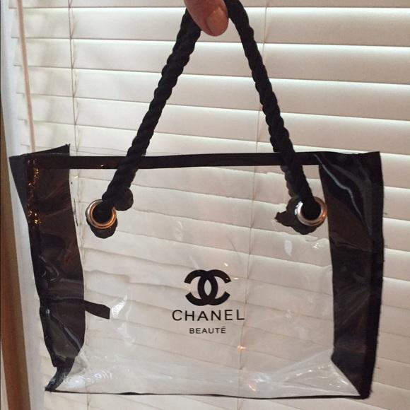 0b927e2edce0 CHANEL Handbags - Chanel VIP gift mini PVC Tote
