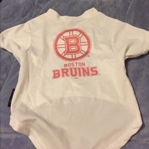 Other - Boston Bruins dog jersey