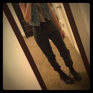 Jordache Denim - Jordache vintage high waist jeans 80s 90s
