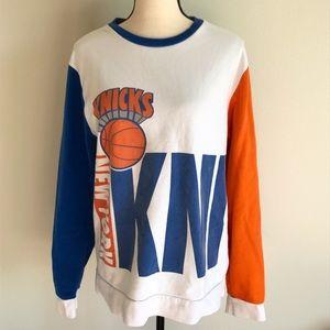 Vintage NY Knicks Sweatshirt