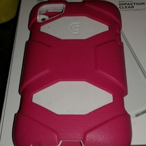 Accessories - Griffin iPhone 4/4S case
