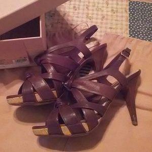 Miu Miu Shoes - Miu Miu Calzature Donna sandals in Cocco