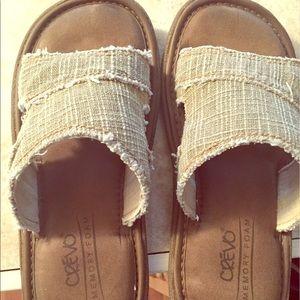Crevo Other - Slides sandals