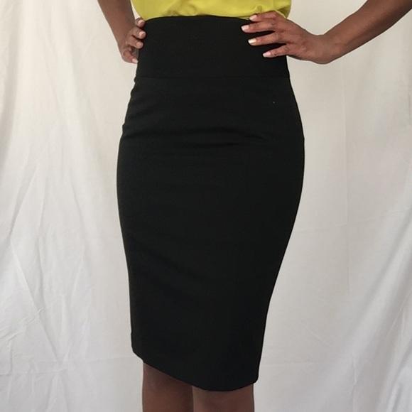 78 express dresses skirts high waisted black