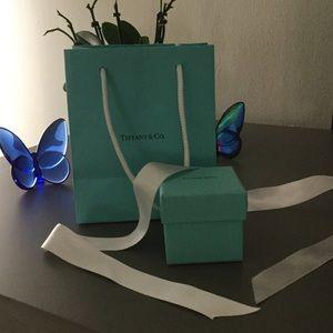 Tiffany & Co. Jewelry - Tiffany &Co. Bag, Box & Ribbon