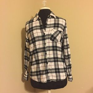 Forever 21 Flannel Button up