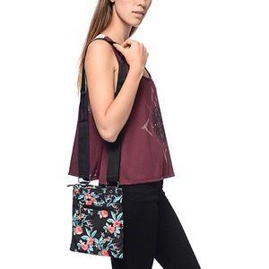 Zumiez Handbags - Empyre Floral Crossbody Bag