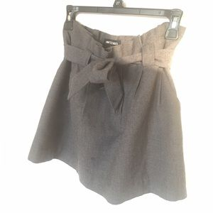 American Retro Dresses & Skirts - Chic Grey Skirt