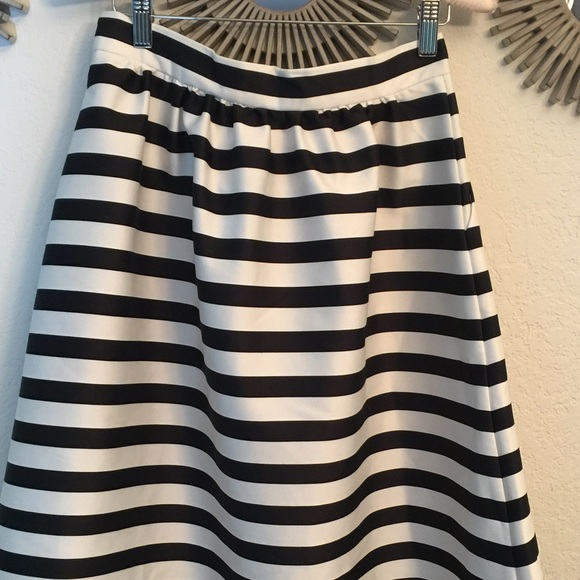 66 Off Forever 21 Dresses Skirts Striped Retro F21