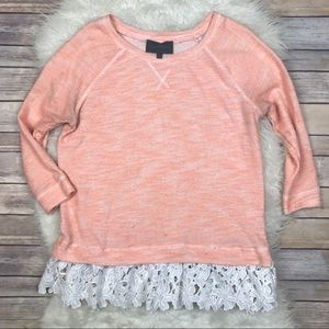 Anthropologie Tops - Anthro Sunday in Brooklyn Citrus Pullover