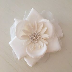 Hm accessories hm white flower hair clips nwot poshmark hm accessories hm white flower hair clips nwot mightylinksfo
