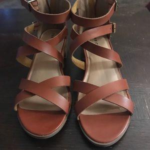 torrid Shoes - Torrid Strappy block heel sandal
