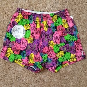 Soffe Pants - Soffee shorts bright colors!  NWT