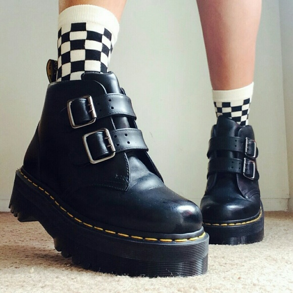 ☆ HOLD ☆ Extremely rare Dr Martens Devon creepers