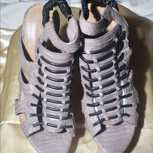L.A.M.B. Shoes - LAMB Platform shoes