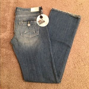 People's Liberation Denim - $30 people's liberation bootcut jeans nwt