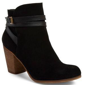 bp Shoes - New! 🎉 BP Tandem black distressed suede bootie