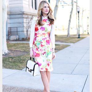 kate spade Dresses & Skirts - Kate Spade Watercolor dress bowden