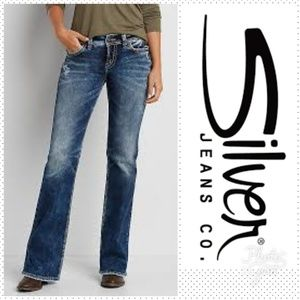 Silver Jeans Jeans   Flare & Wide Leg - on Poshmark