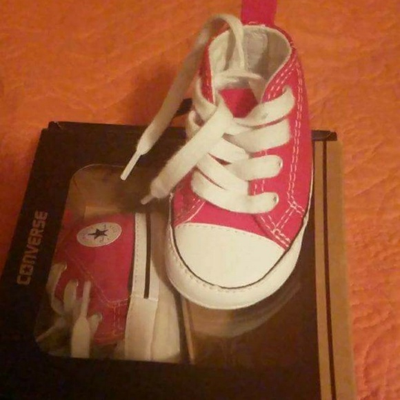 converse Baby boy shoes sizes 1c to 2c from Shantice s