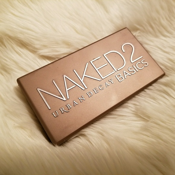 Urban Decay Other - Urban Decay Naked eyeshadow palette