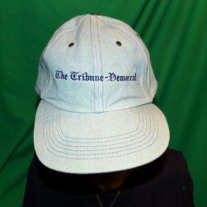 Cameo Accessories - The Tribune Democrat Stonewashed hat