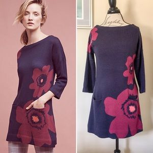 Field Flower / Anthropologie Poppy Pocket Tunic