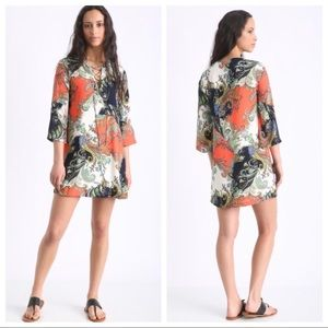 South Moon Under Dresses & Skirts - Abbeline South Moon Under Lace up Paisley Shift