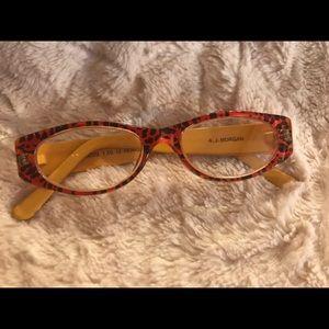 Aj Morgan Accessories - AJ Morgan reading glasses