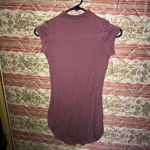Dresses & Skirts - Dark Mauve Bodycon dress